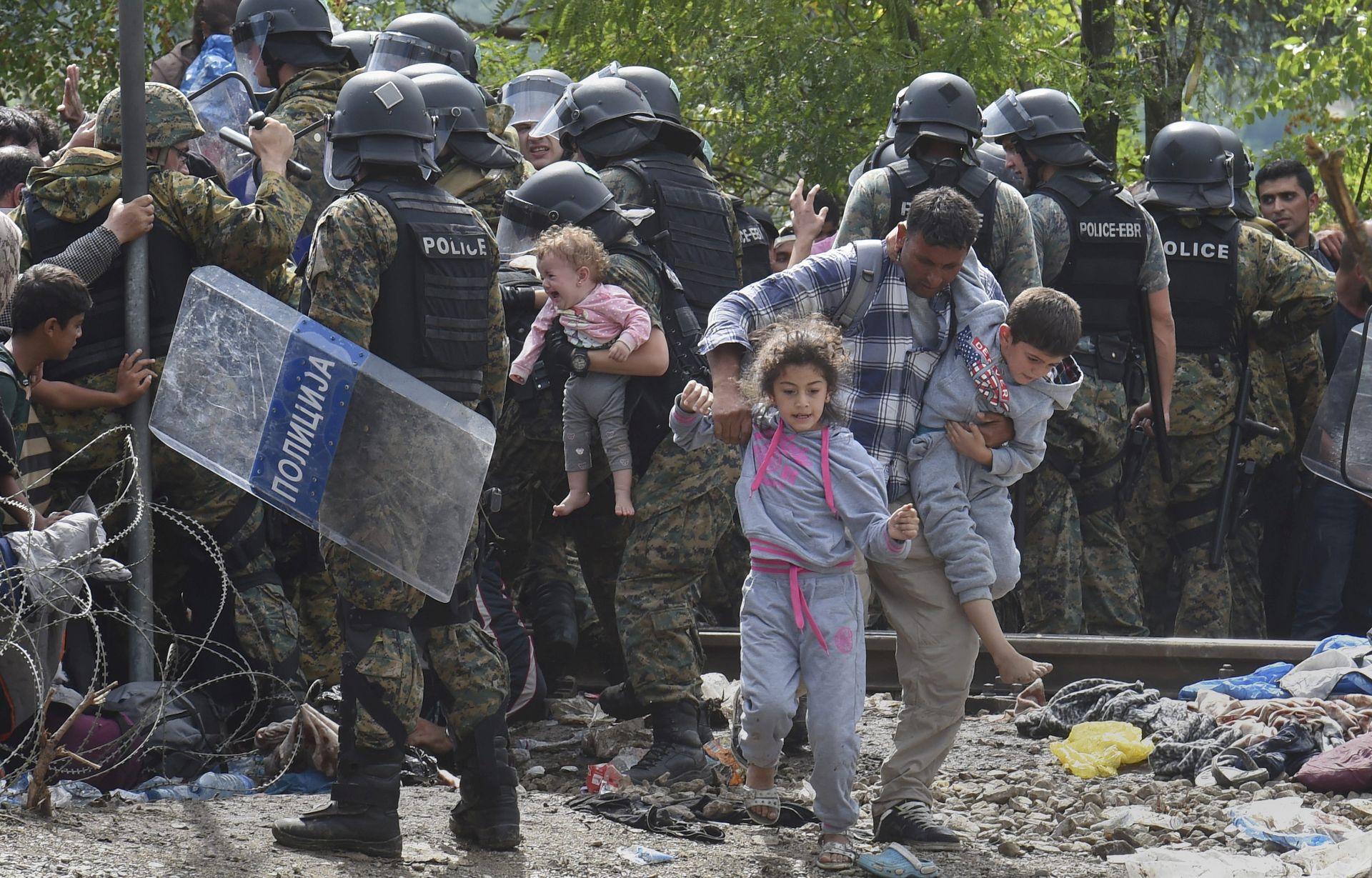 Hrvatsko arapsko društvo poziva na hitnu pomoć izbjeglicama