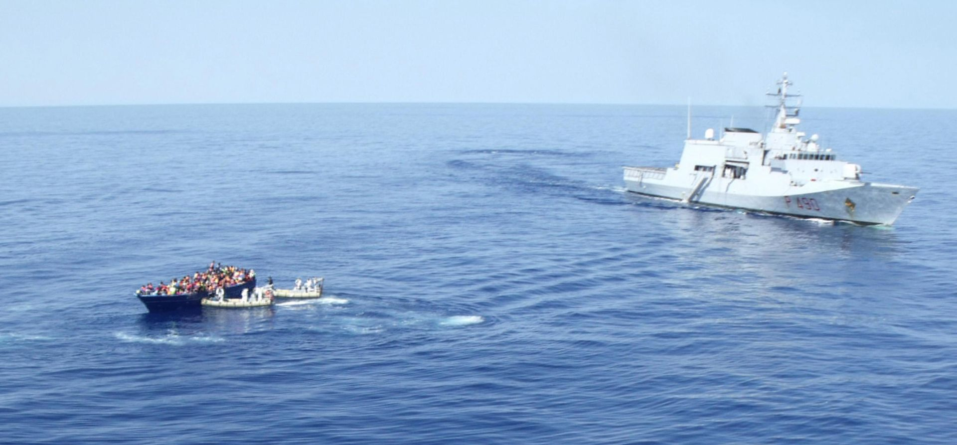 Talijani spasili 3000 migranata na Sredozemnom moru
