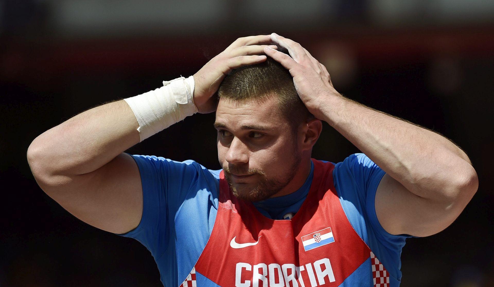 ATLETSKO SP U PEKINGU Premeru bez finala, završio 12. u kvalifikacijama