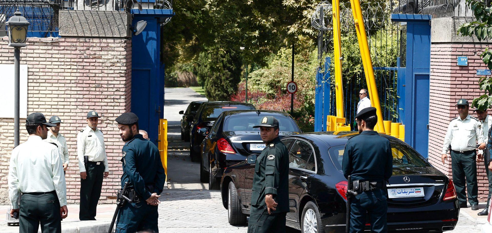 NAKON ČETIRI GODINE Hammond u Teheranu ponovno otvorio britansko veleposlanstvo