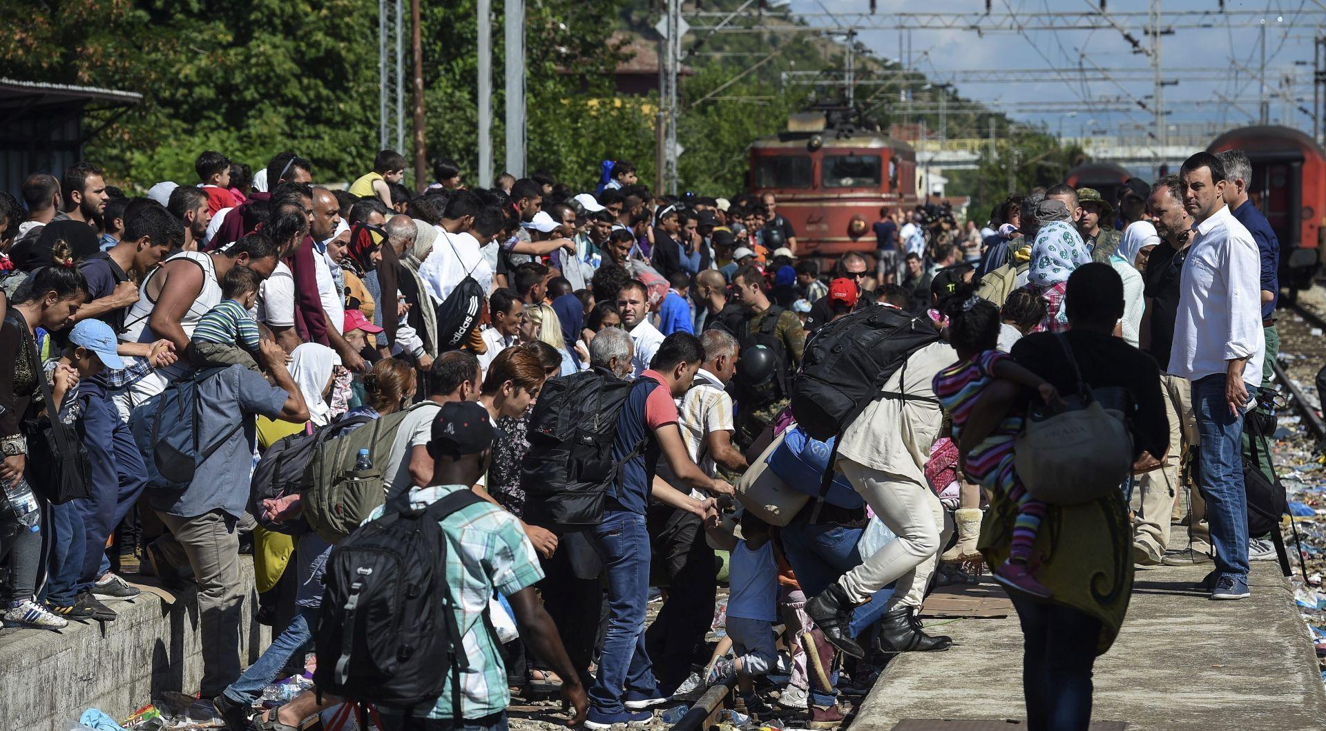 Grčka kaže da ima infrastrukturu nedovoljnu za izbjeglice