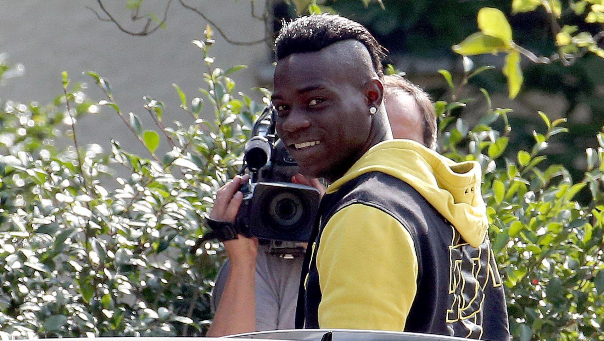 PROBLEMATIČNI TALIJAN Mario Balotelli novi igrač Nice, stigao bez odštete
