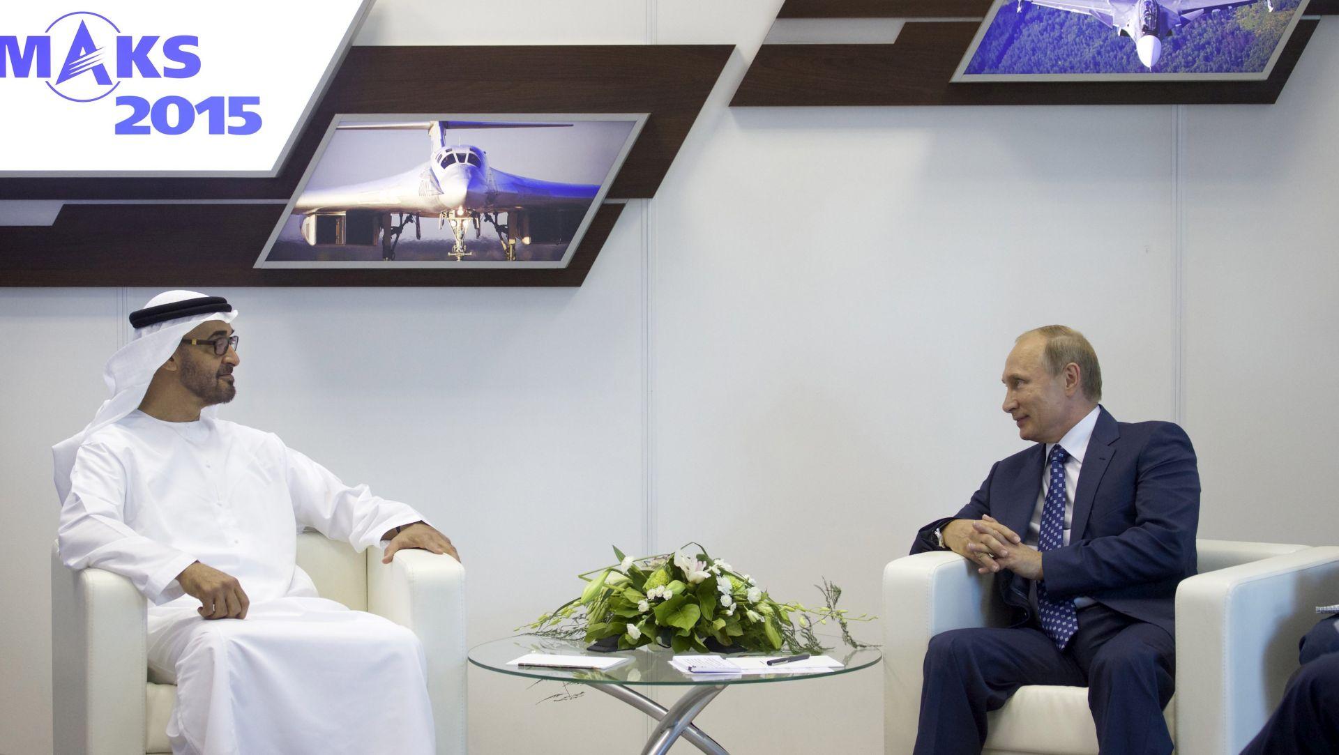 Jordanski kralj Abdulah II. se sastao s Putinom u Moskvi