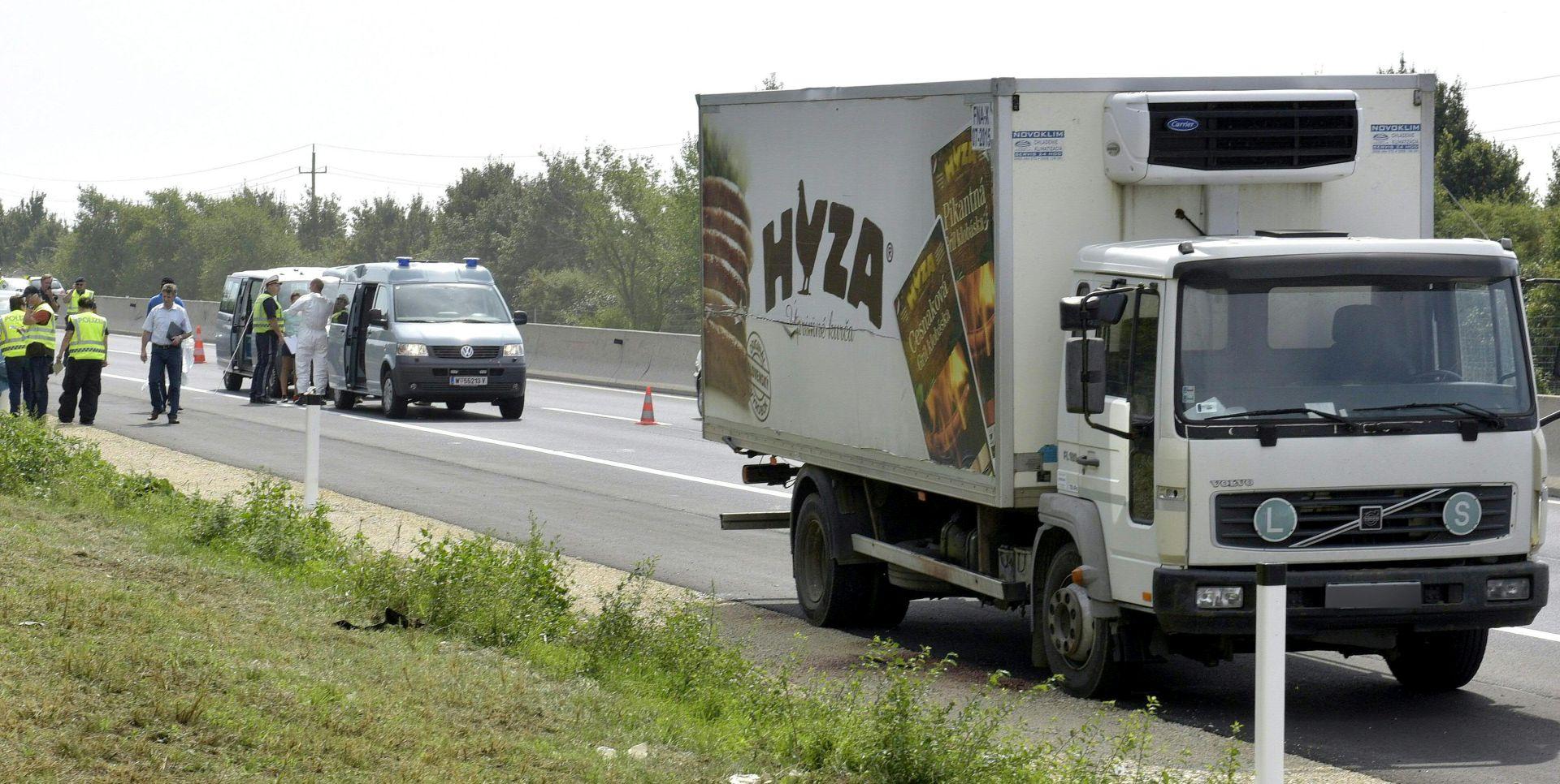 Bugarska optužila trojicu za smrt 71 izbjeglice u kamionu