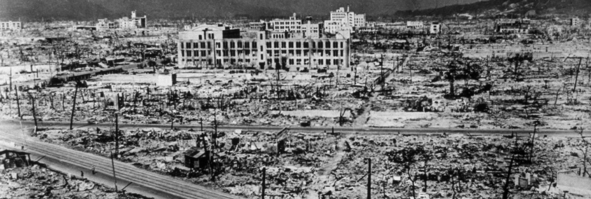 FOTO: Sjećanje na Hirošimu – 6. kolovoz 1945. godine