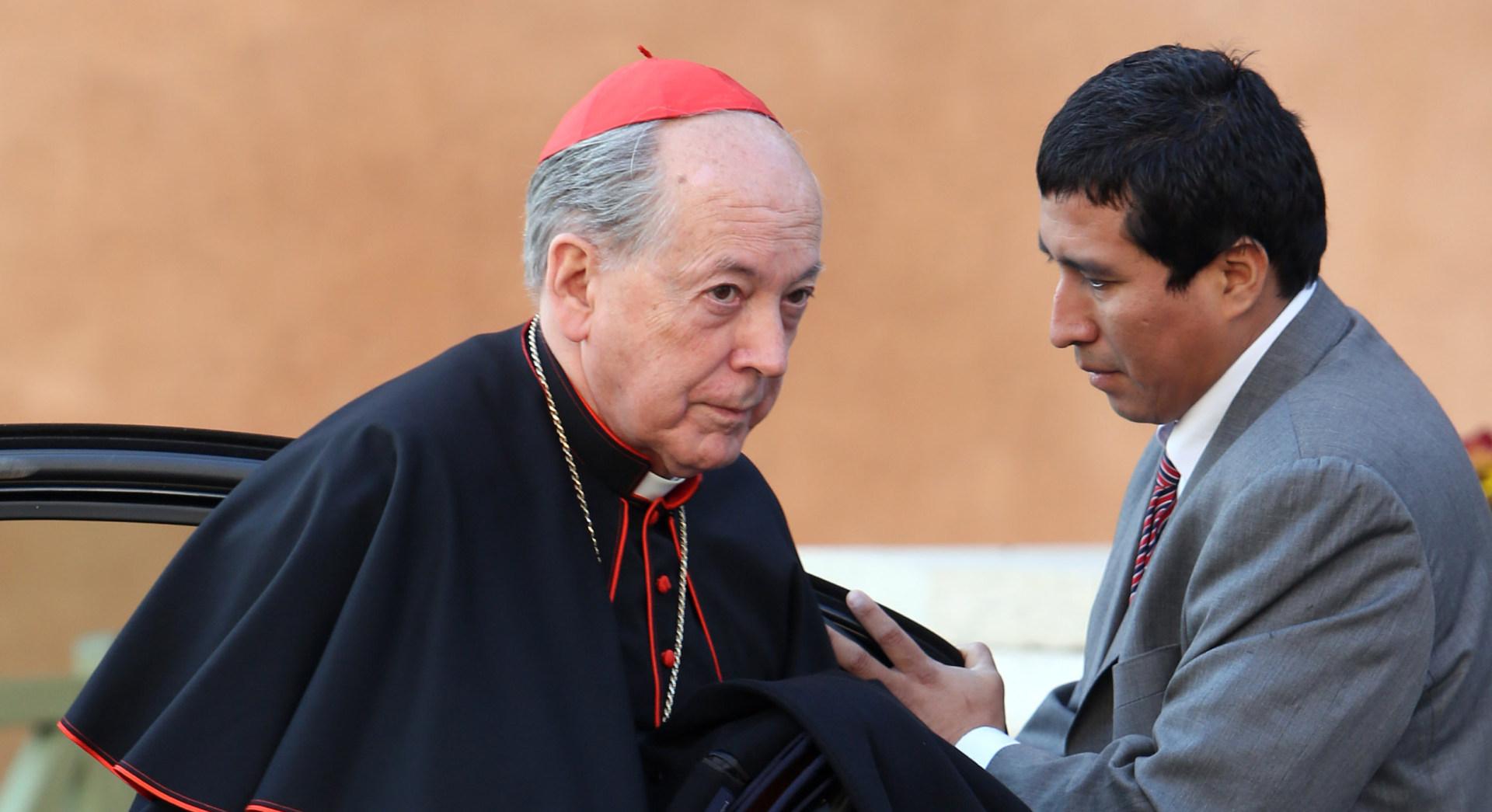 NADBISKUP PLAGIJATOR Peruanski kardinal prepisivao od papa