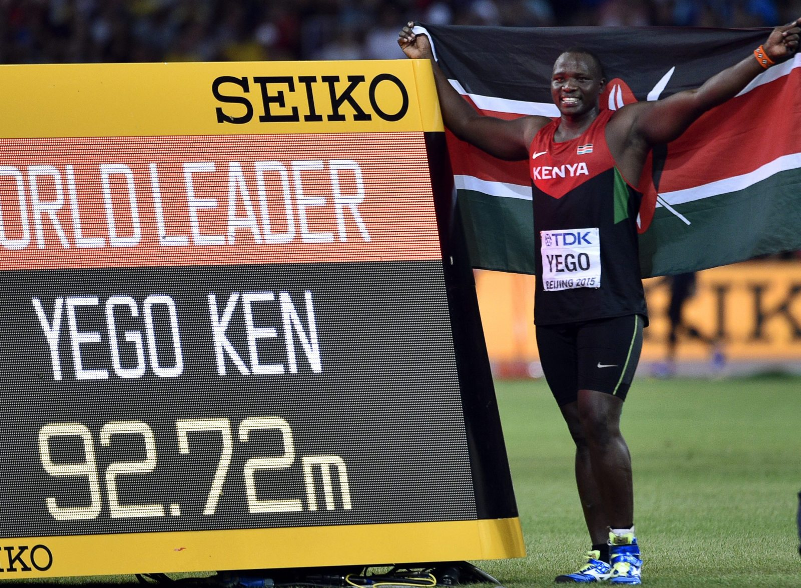 SP atletika: Fenomenalni Van Niekerk i Yego