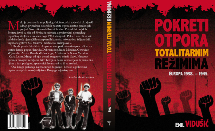 Knjiga Pokreti otpora totalitarnim rezimima_Emil Vidusic3