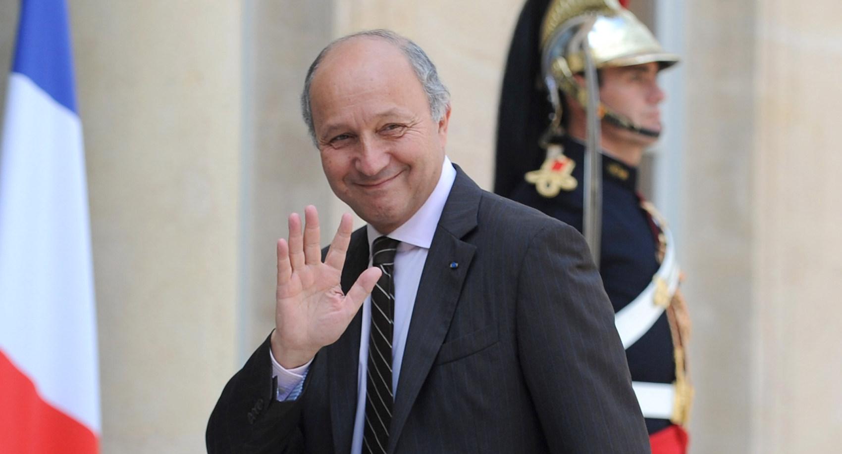 """Fabius o izbjegličkoj krizi: Neke države ponašaju se """"skandalozno"""""""