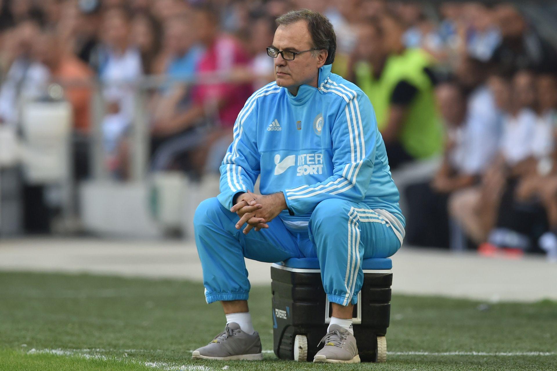 Pomoćni trener Passi na klupi Olympiquea iz Marseilla