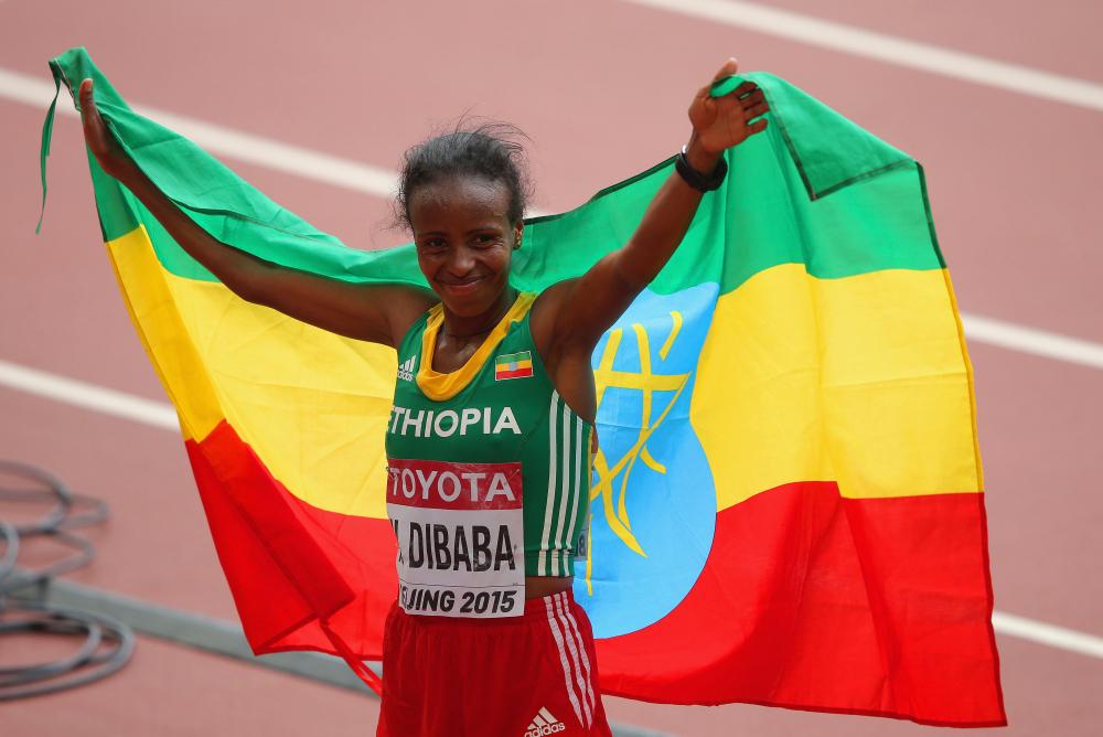 SP atletika: Mare Dibaba osvojila zlato u maratonu