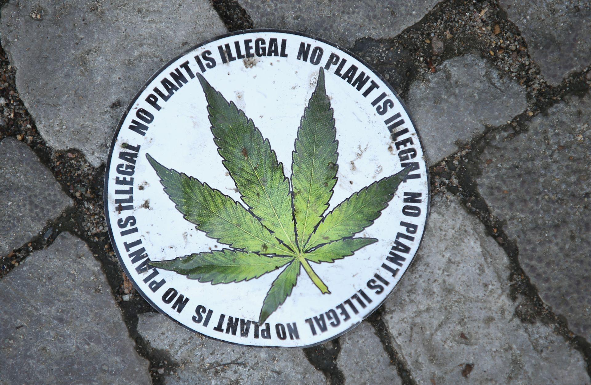 VIDEO: Aktivisti za legalizaciju marihuane prosvjedovali ispred Bijele Kuće