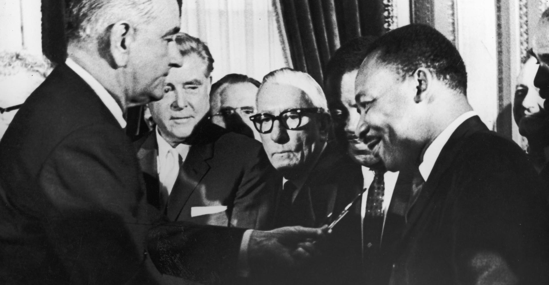 Martin Luther King dao je glas, srce i život za građanska prava