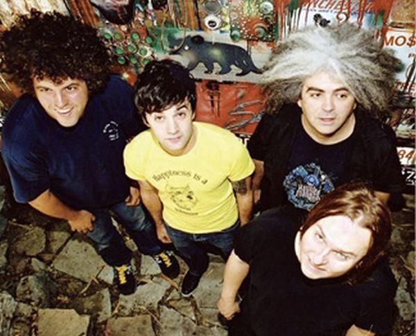 Američka grupa The Melvins u Močvari