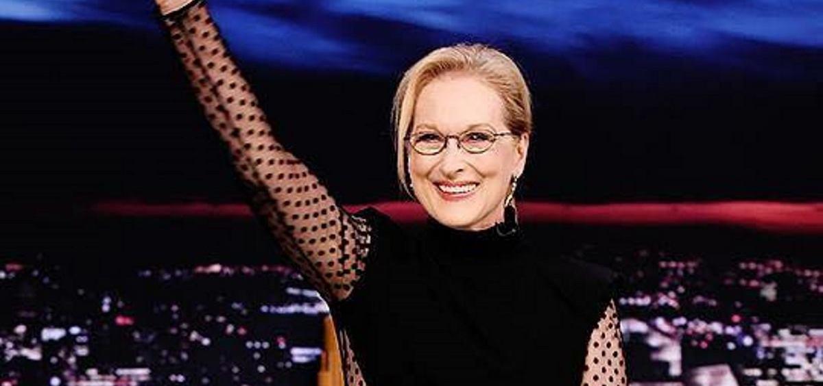 VIDEO: ZBOG ULOGE Meryl Streep dobivala muzičke instrukcije od Neila Younga