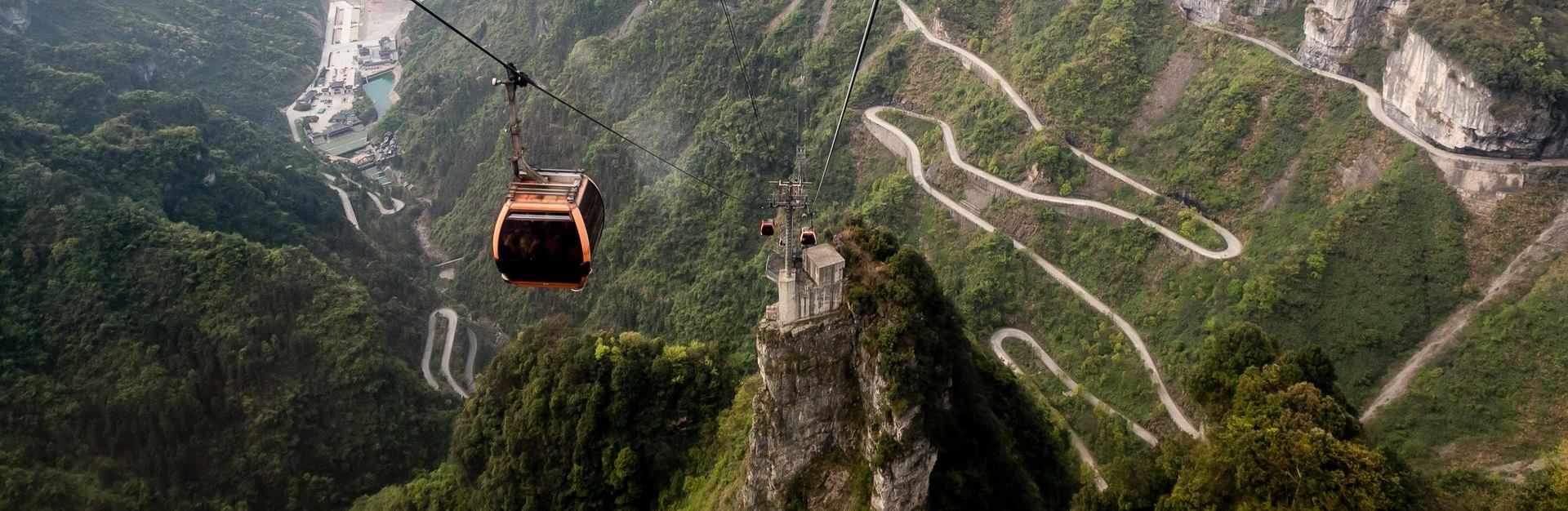 VIDEO: Posjetimo kineski Nacionalni park Zhangjiajie