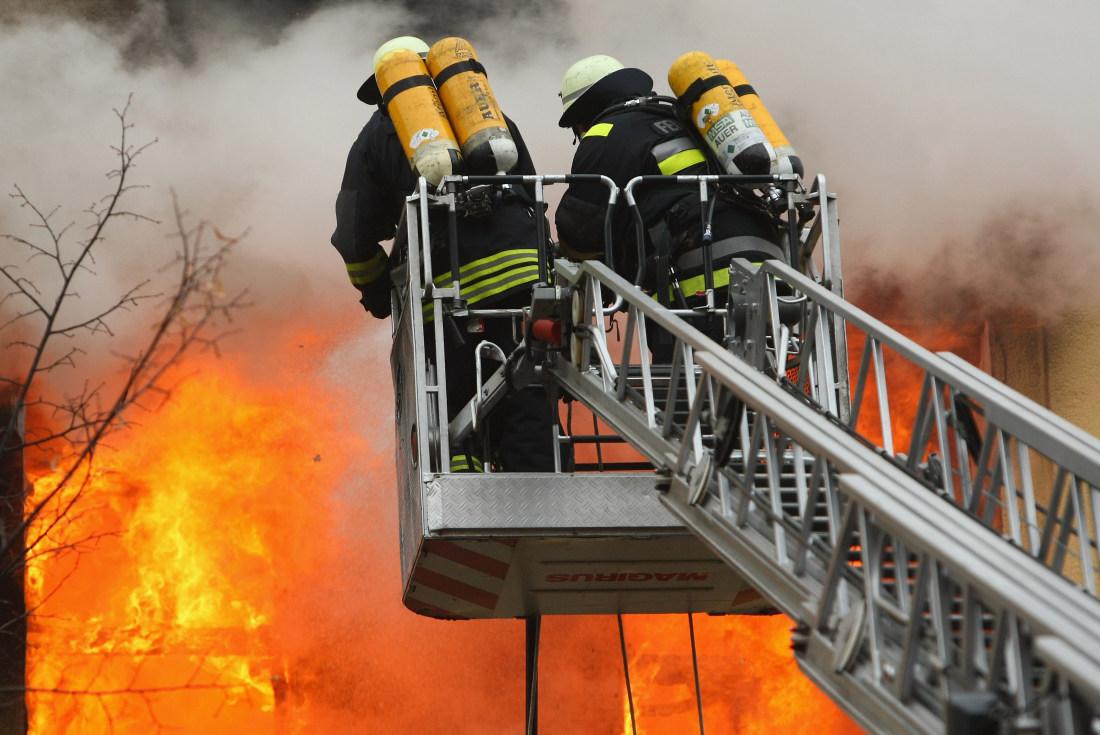 VIDEO: Veliki požar na smetlištu guma u Španjolskoj