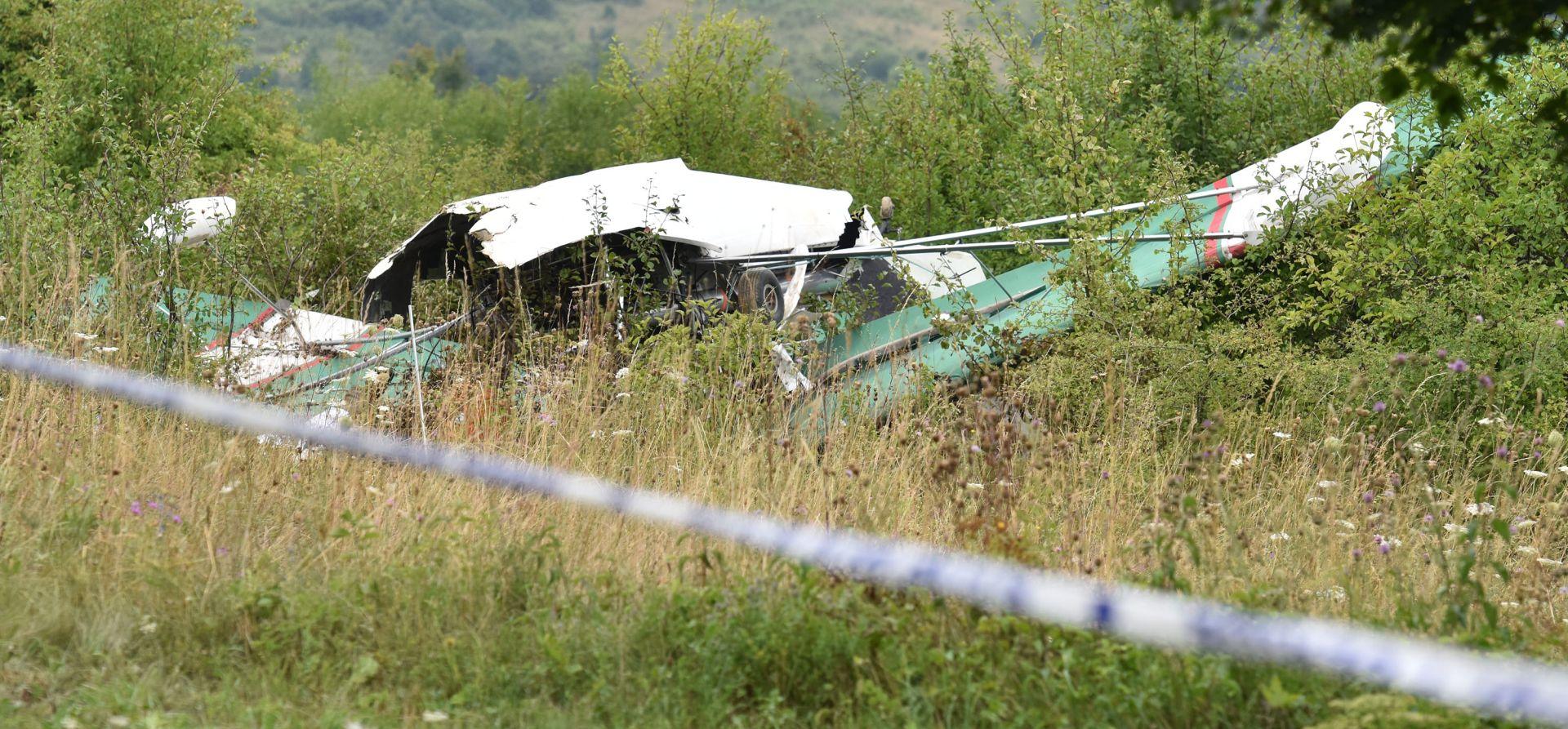 Bucalović: Manje lakih zrakoplova, a više nesreća