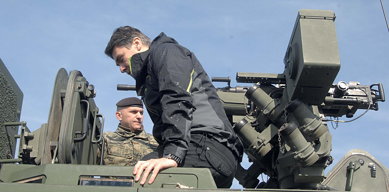 Vlada razmišlja o obnovi proizvodnje oružja u Končaru