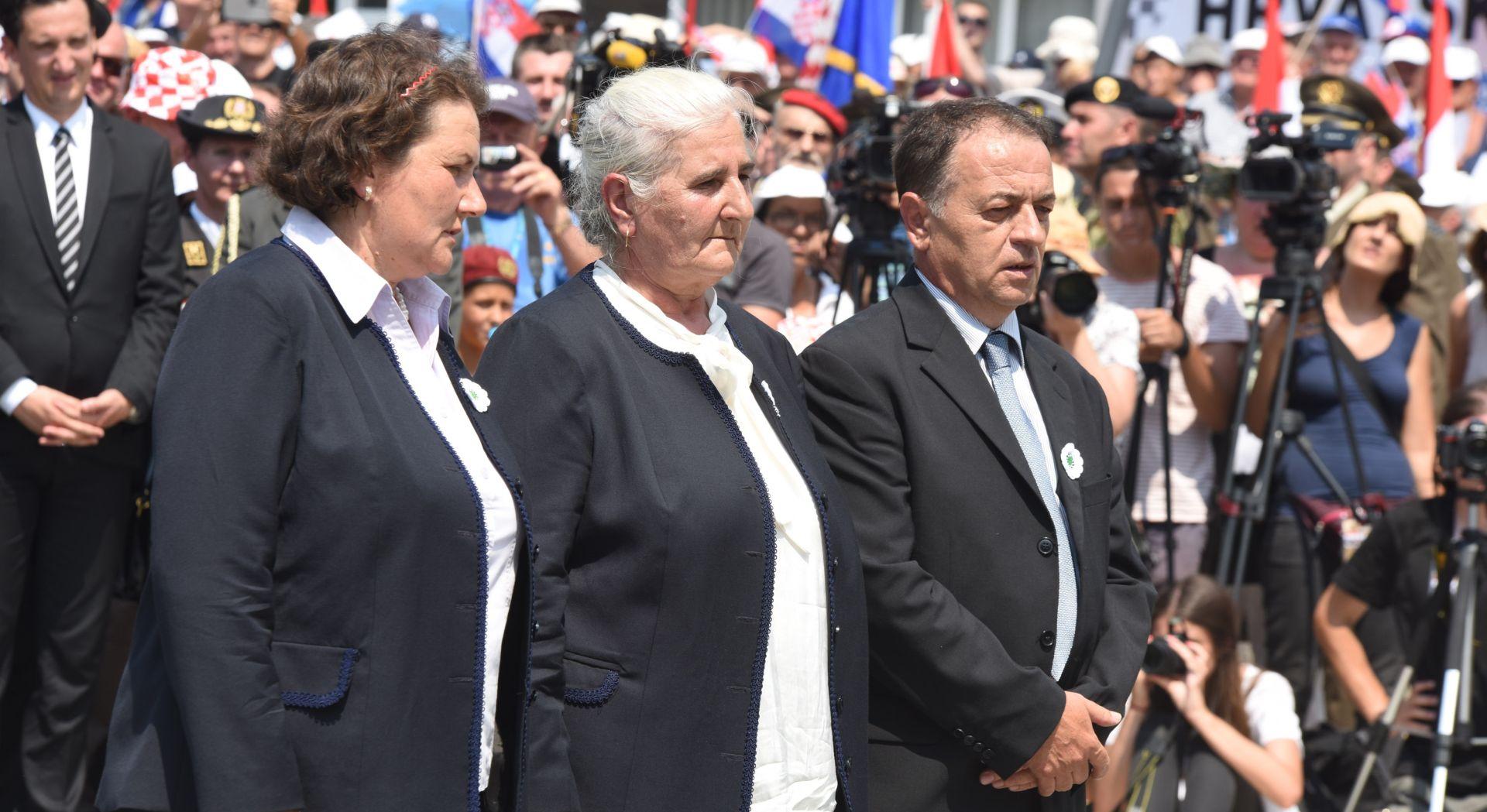 """PROSLAVA OLUJE Subašić: Bez """"Oluje"""" dogodio bi se genocid i u Bihaću"""