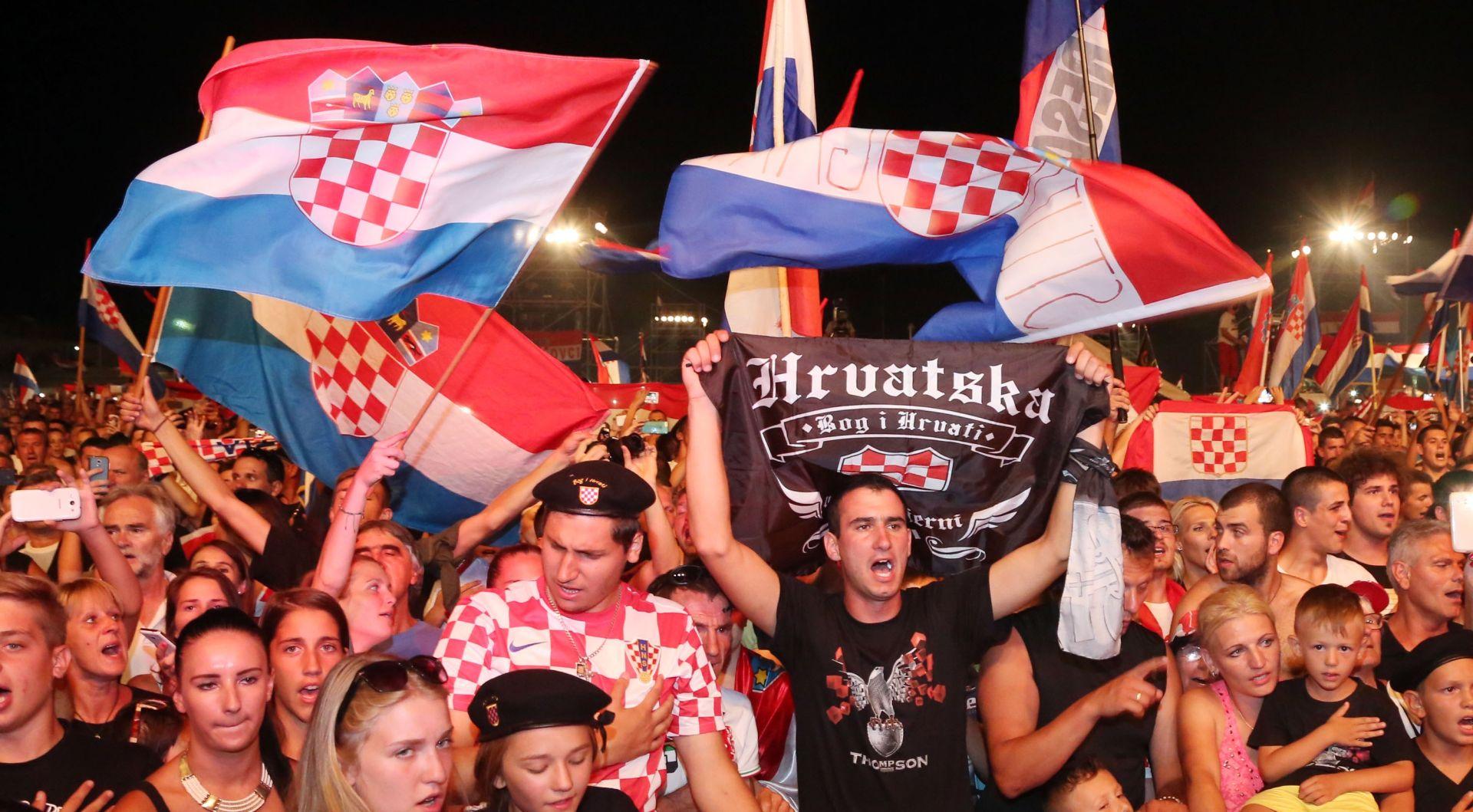 Srbija prosvjeduje Hrvatskoj zbog navodnog govora mržnje na proslavi Oluje