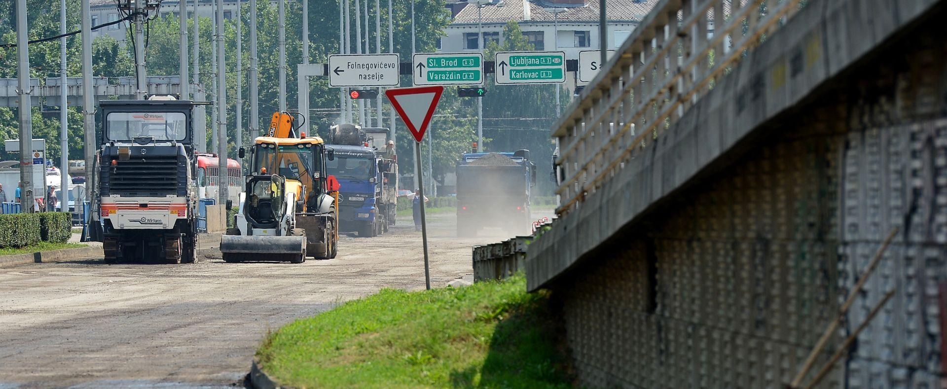 Troškovi obnavljanja prometnica oštećenih poslije mimohoda – sedam milijuna kuna