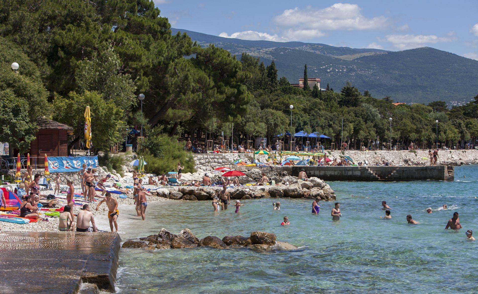 Turistički srpanj na Kvarneru nadmašuje sve dosadašnje srpanjske rezultate