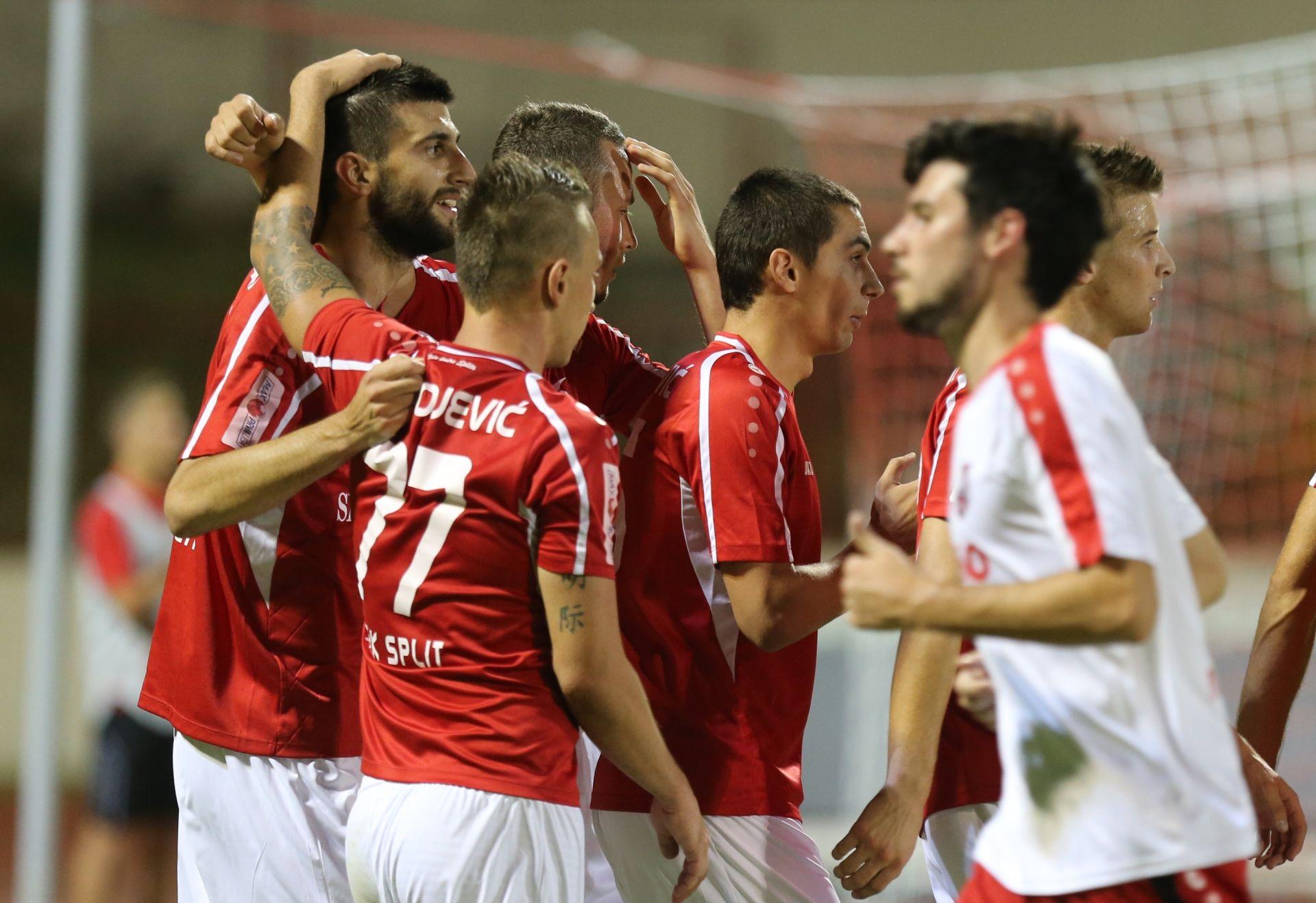 POVRATAK NA VRH HNL-A Split svladao Zagreb 3:0