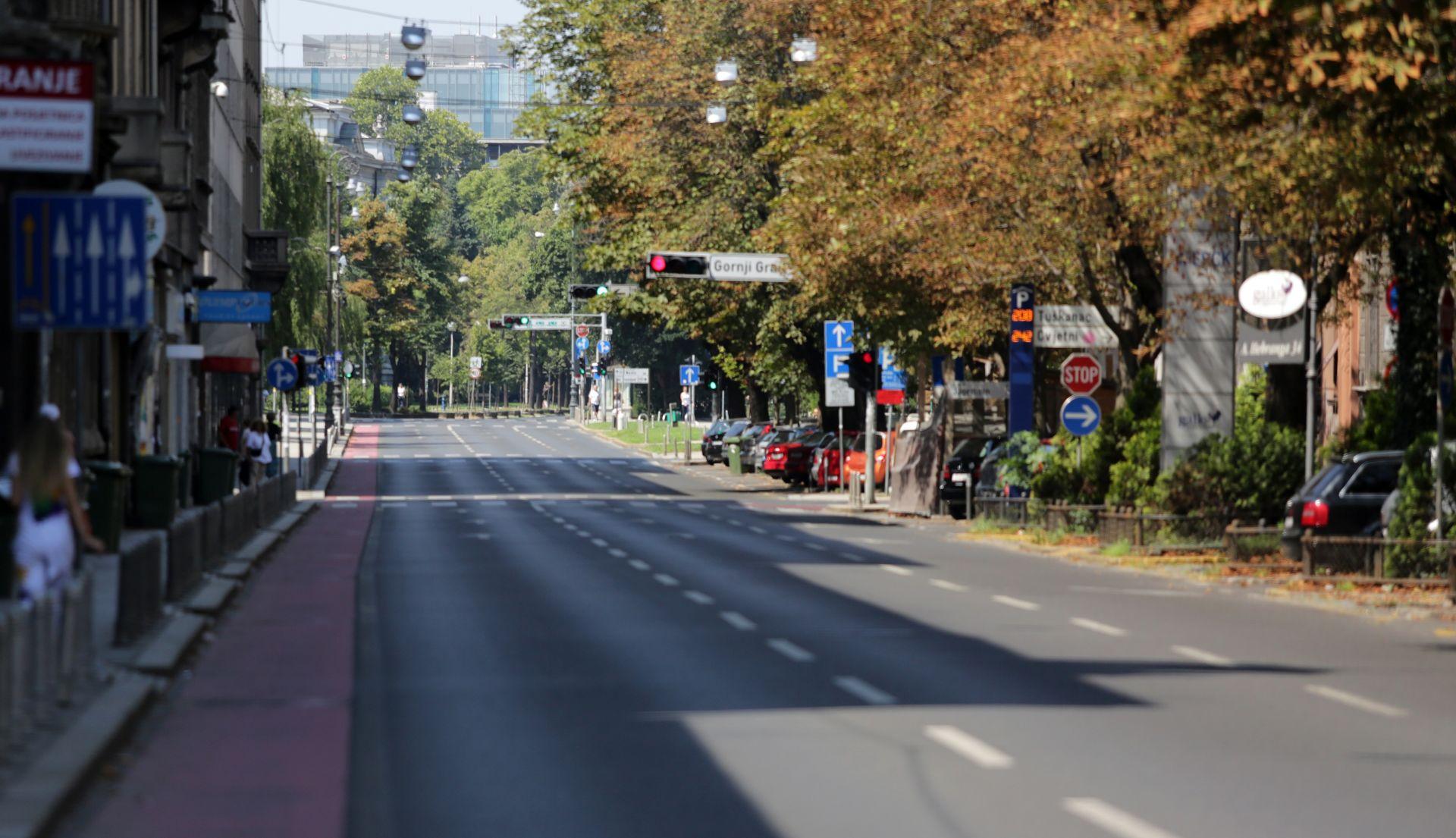 Upozorenje na opasnost od toplinskog udara u Zagrebu