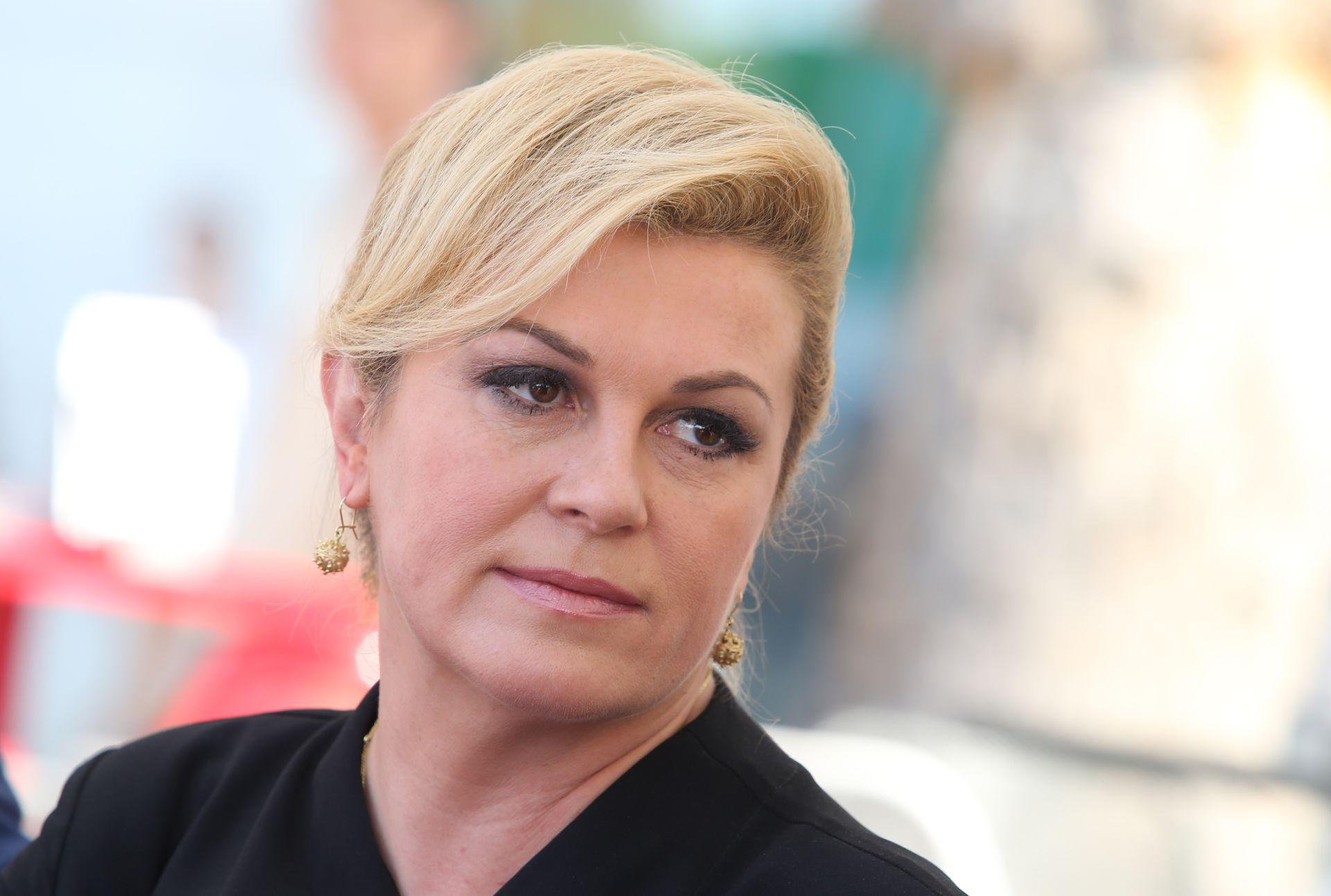 """PREDSJEDNICA IZRAZILA SUĆUT BELGIJSKOM KRALJU """"Hrvatska i ja osobno najoštrije osuđujemo sumanute terorističke zločine u Bruxellesu"""""""