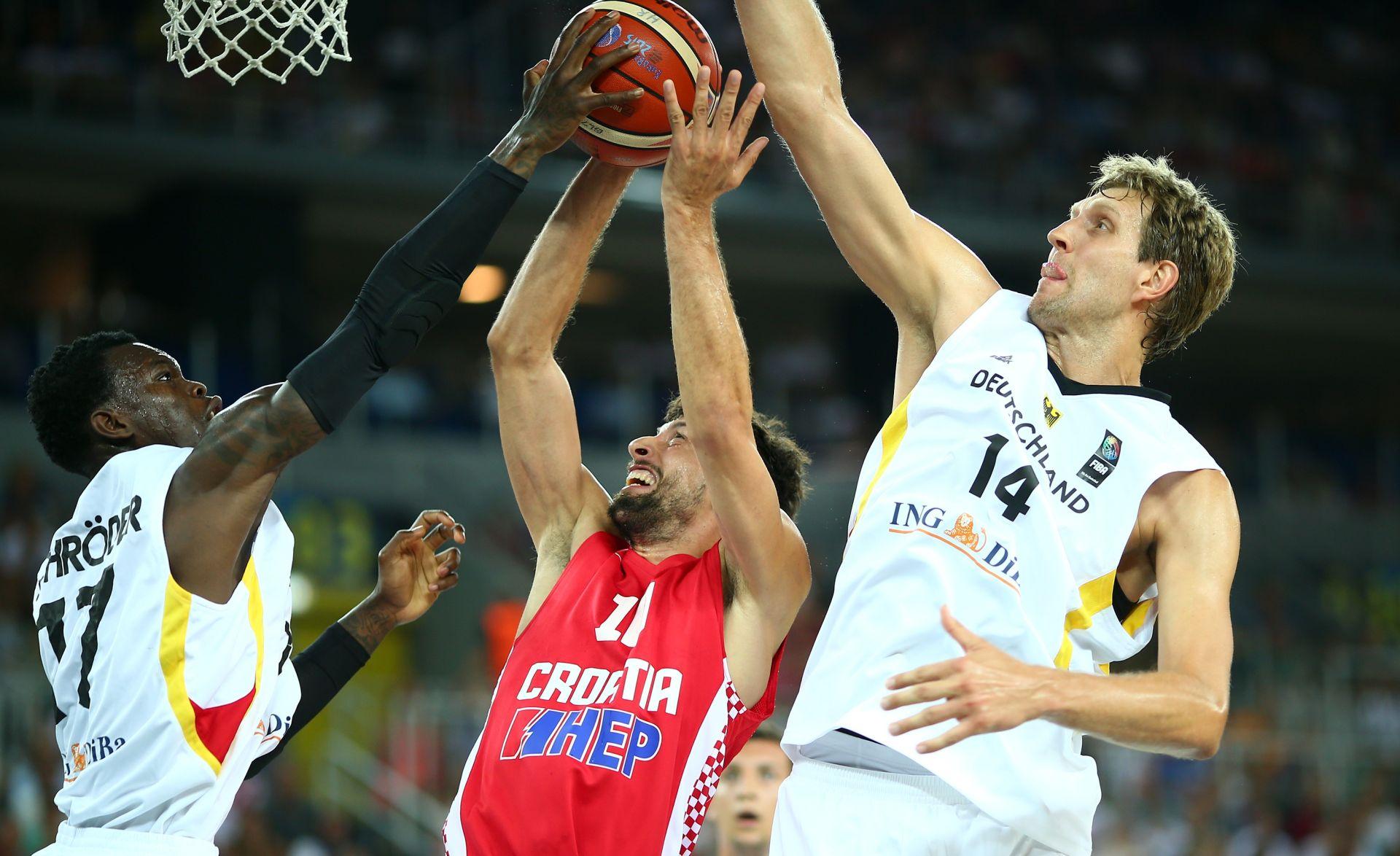 Nowitzki: Šarić već može u NBA ligu