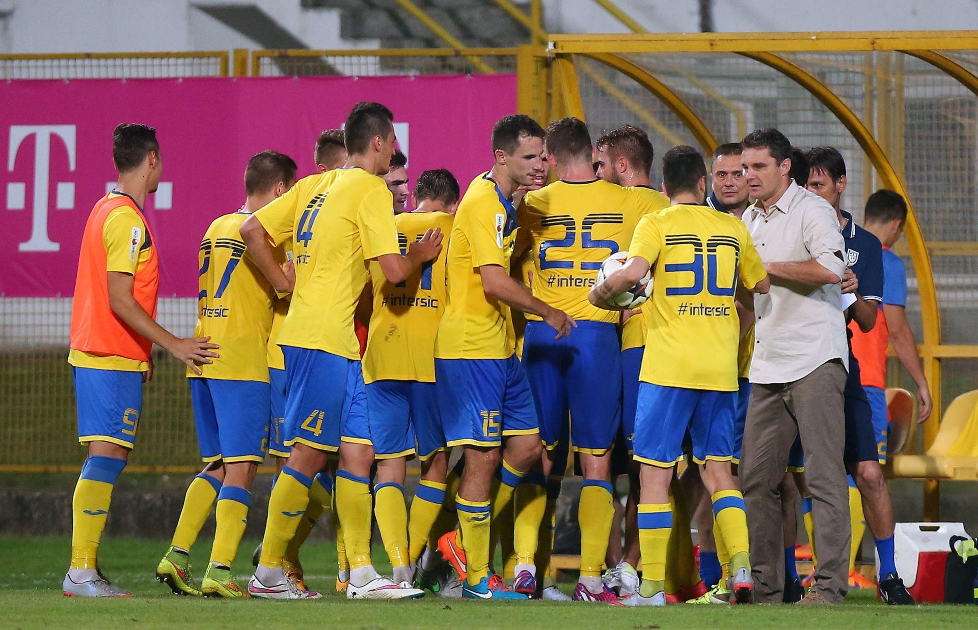 PREOKRET U ZAPREŠIĆU Inter došao do prve pobjede sezone protiv Slaven Belupa