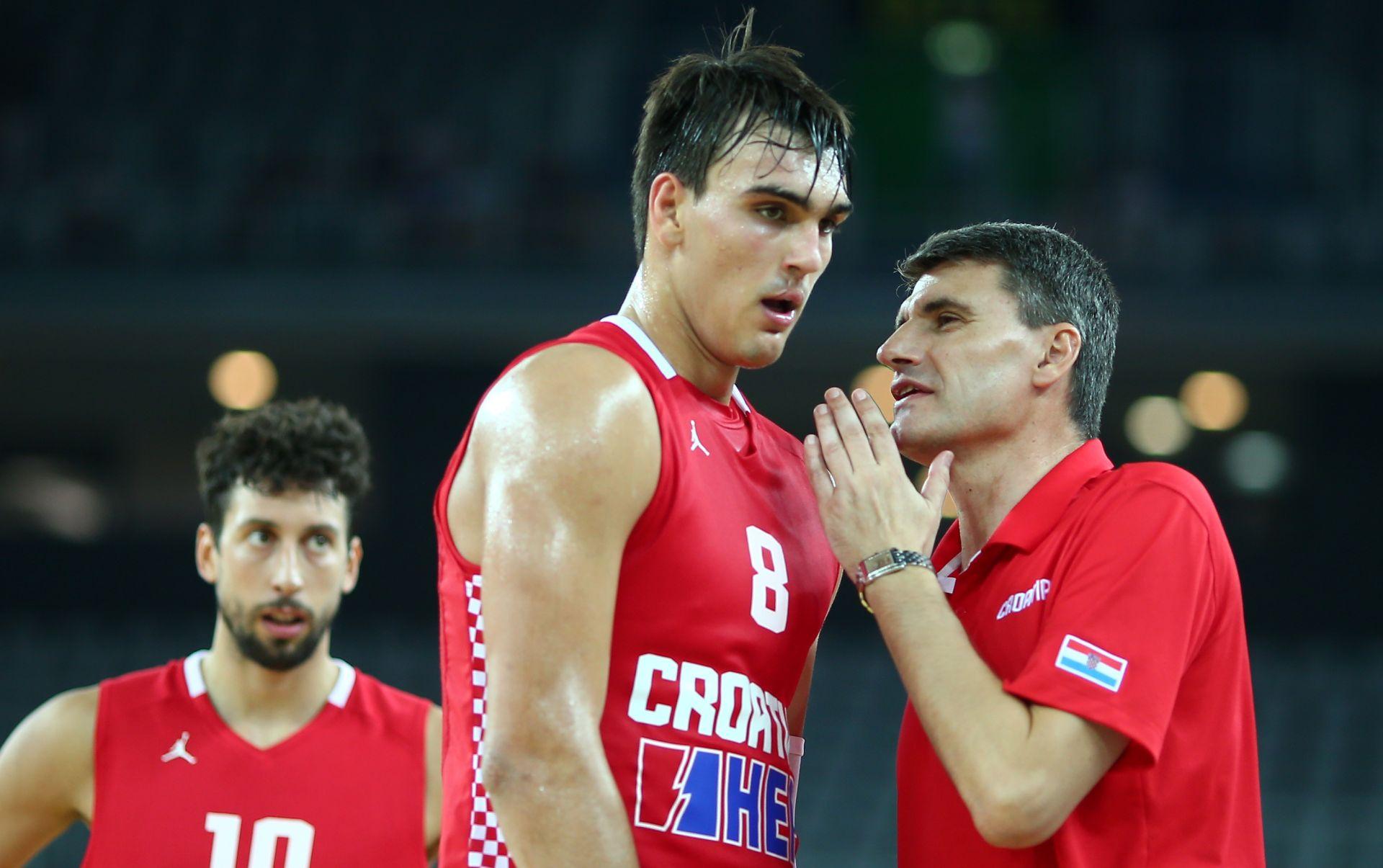 EuroBasket: Zdovc vjeruje u pobjedu protiv Hrvatske