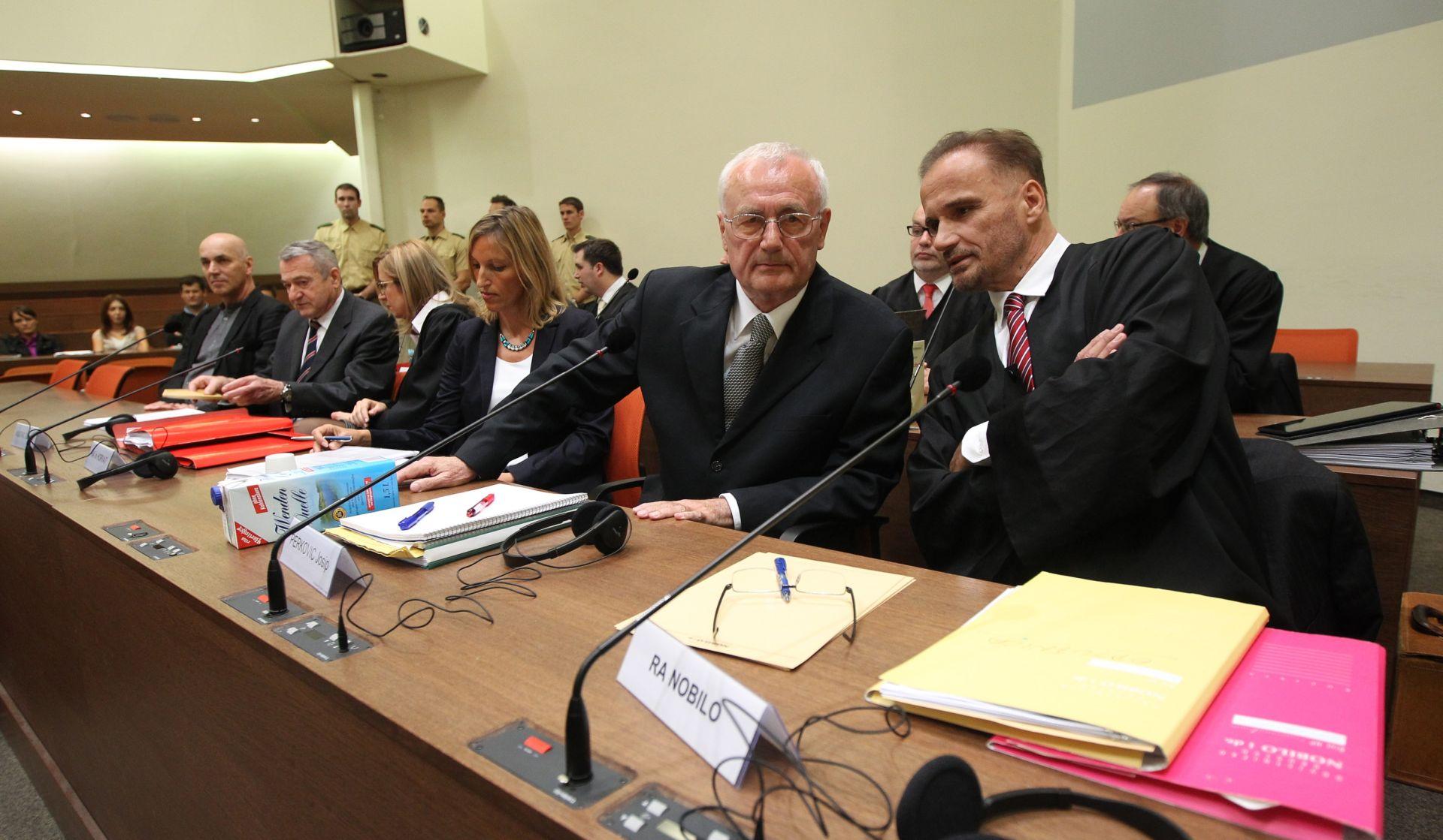 SUĐENJE PERKOVIĆU I MUSTAČU Fleković zanijekao da je kriminal motiv za ubojstvo Đurekovića