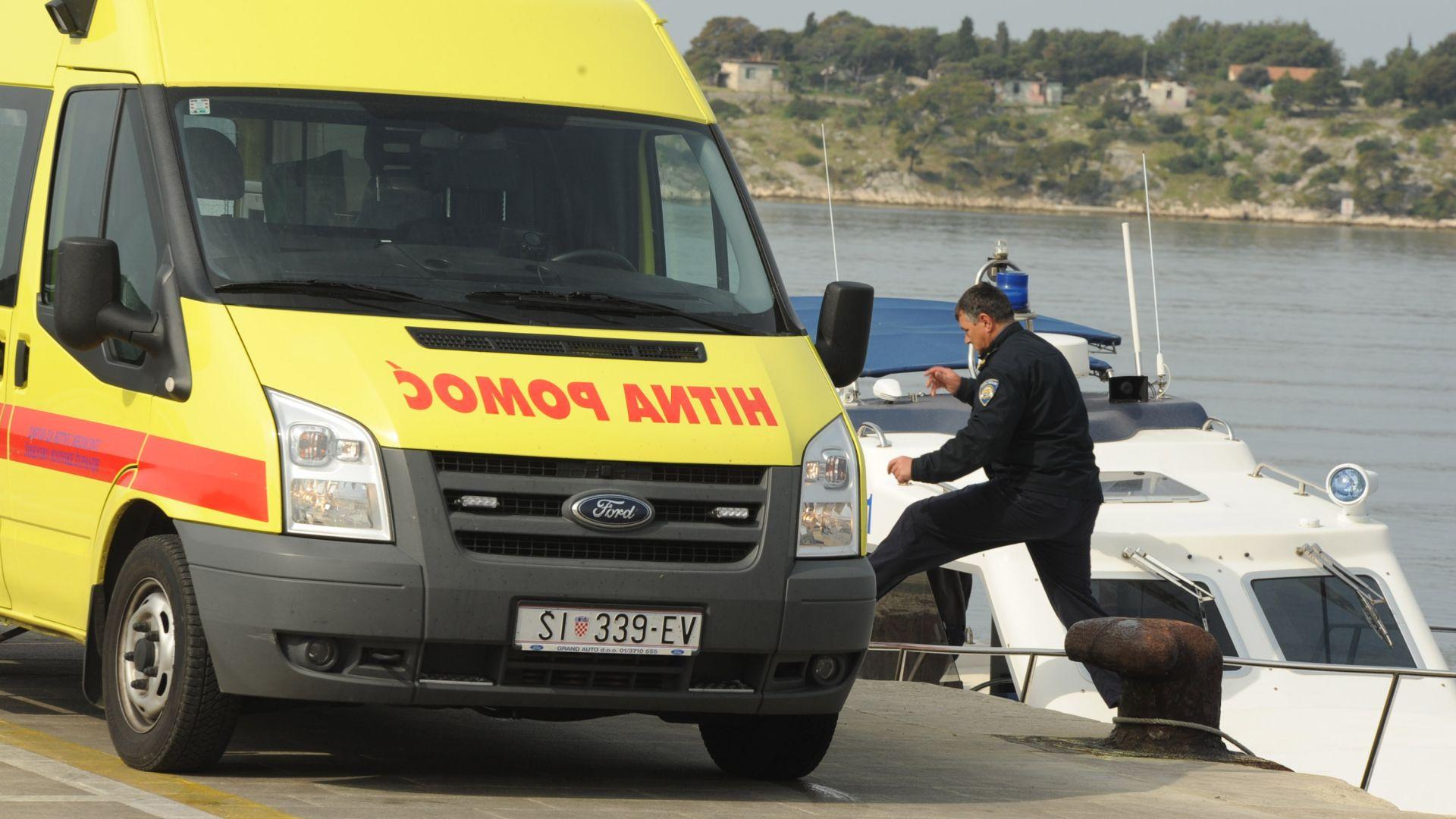 Dvoje kupača ozlijeđeno u naletima plovila, nekoliko akcija traganja i spašavanja