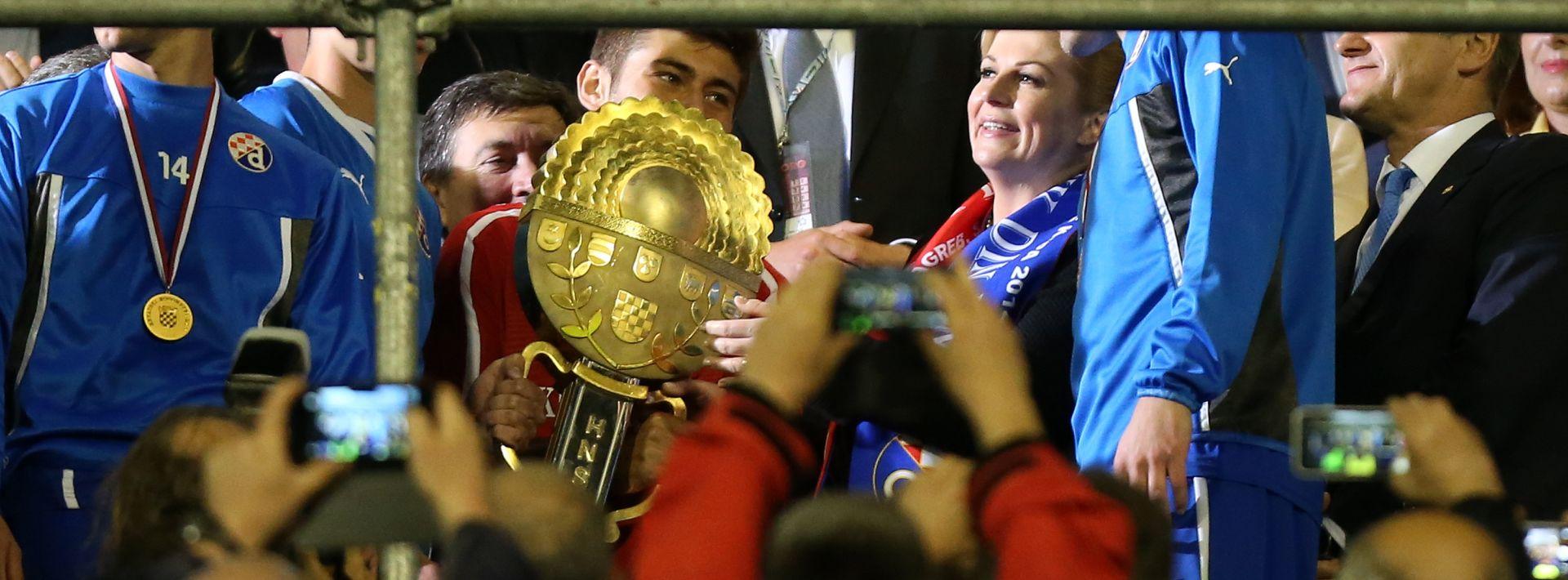 ŽDRIJEB U ZAGREBU Izvučeni parovi pretkola Hrvatskog nogometnog Kupa