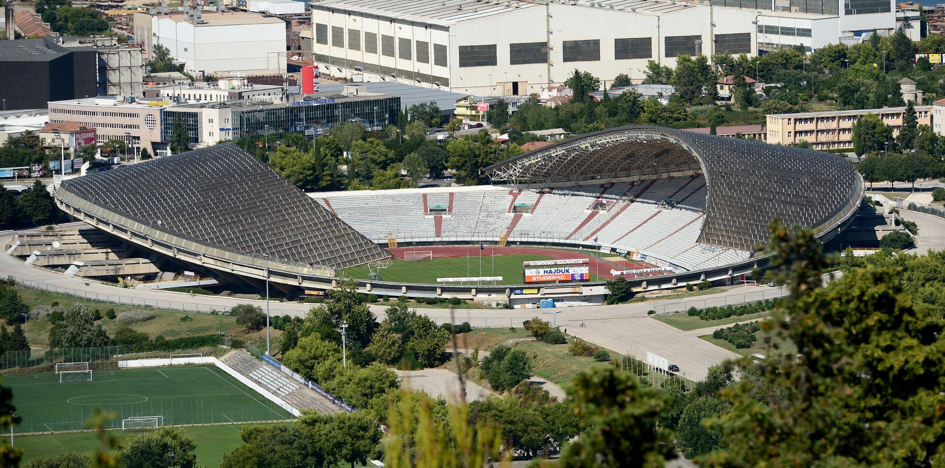 UZVRAT PLAYOFFA EUROPA LIGE Splitska policija snimat će Poljud i sve prilaze stadionu