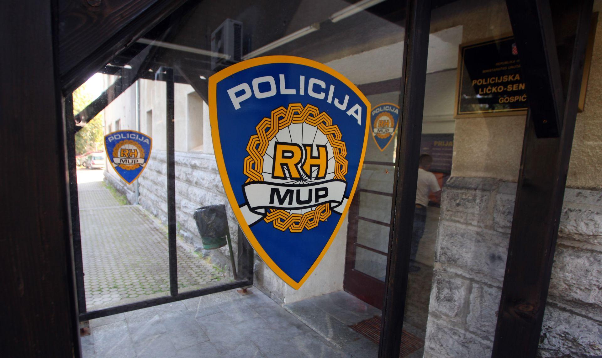 Ličko-senjska policija ovoga ljeta imala pune ruke posla