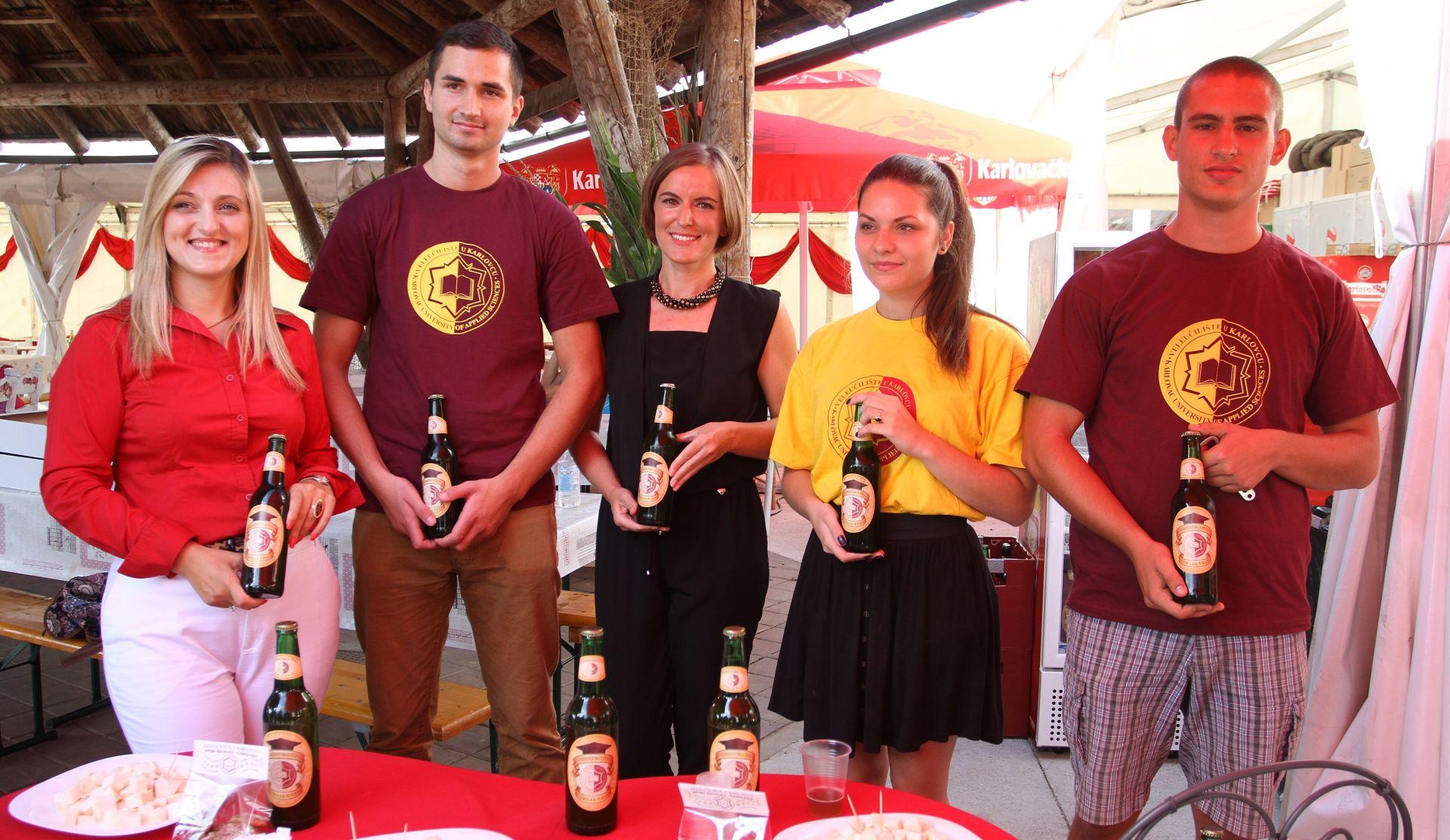 Predstavljeni novi proizvodi na Danima piva u Karlovcu