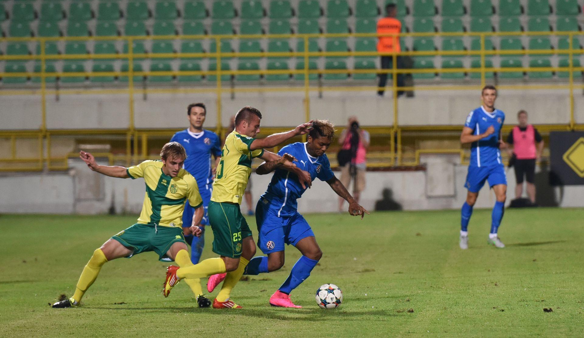 Istra i Dinamo podijelili bodove, Boysi zamalo pogodili Eduarda petardom