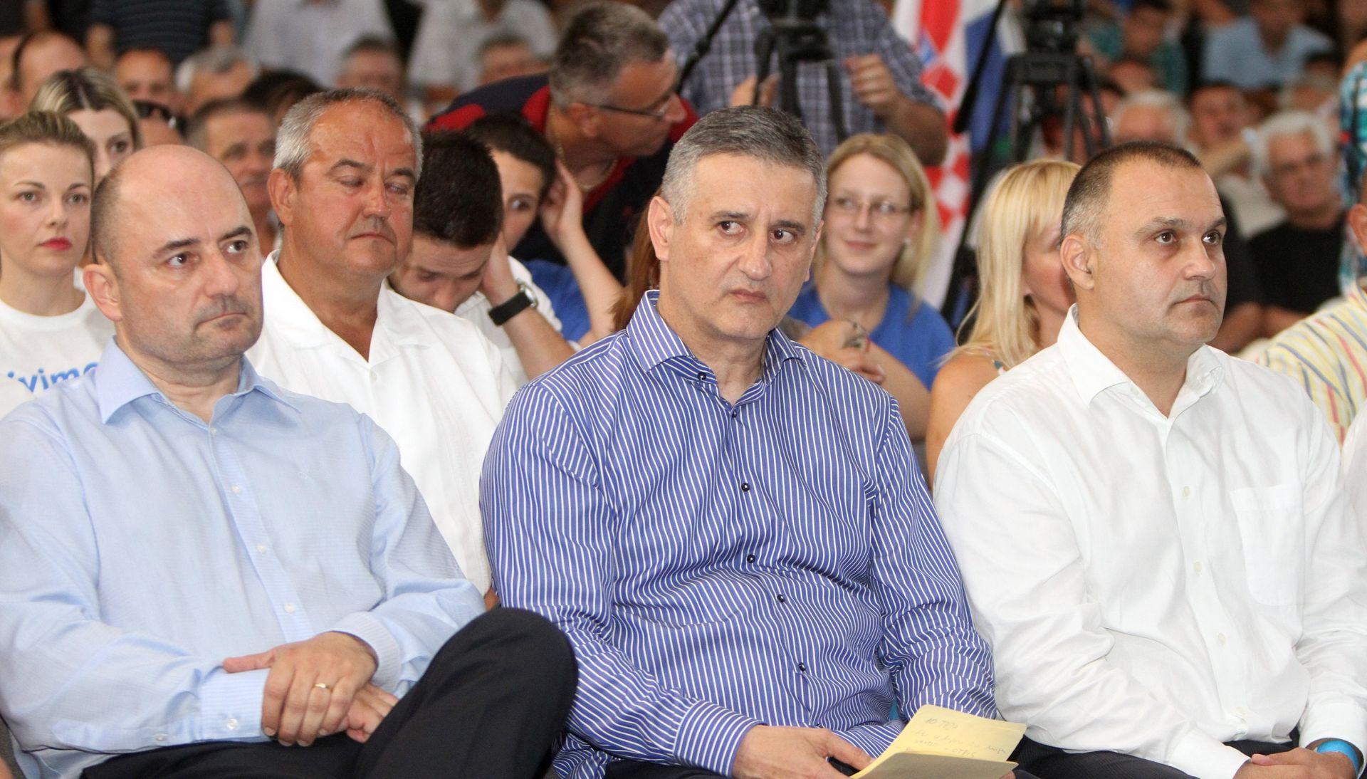 HDZ: Službeni Beograd se i dalje miješa u unutarnja hrvatska pitanja