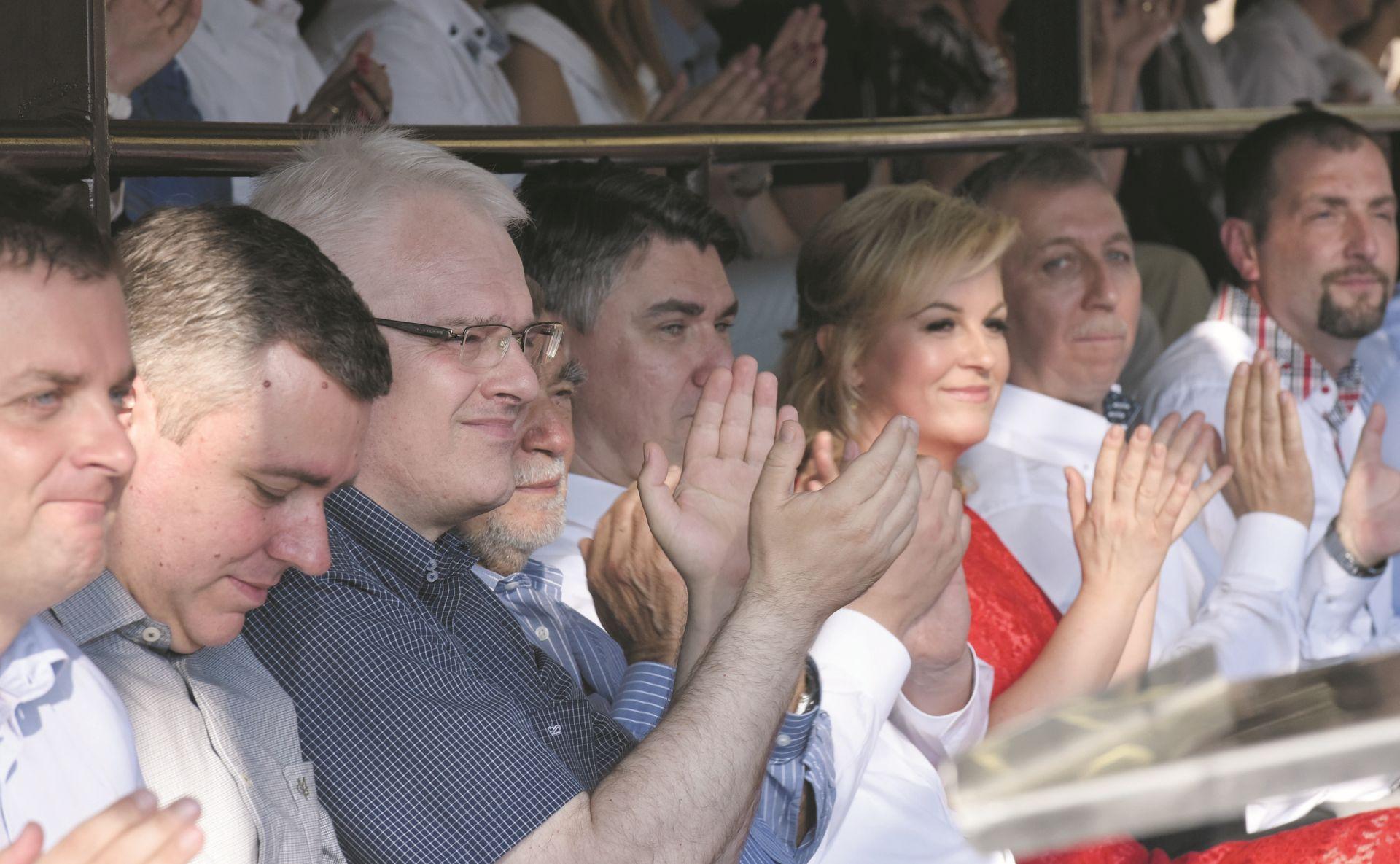 Milanović ljut zbog pljeska Josipoviću