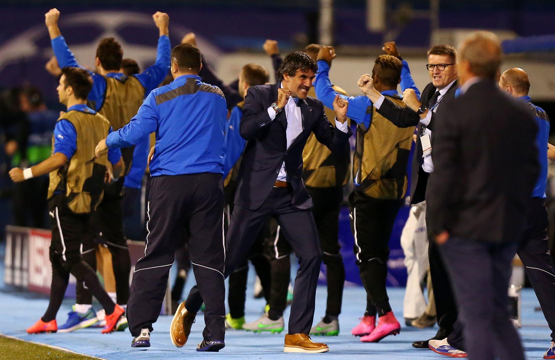 PETI NASTUP U LIGI PRVAKA Dinamo već zaradio 14 milijuna eura