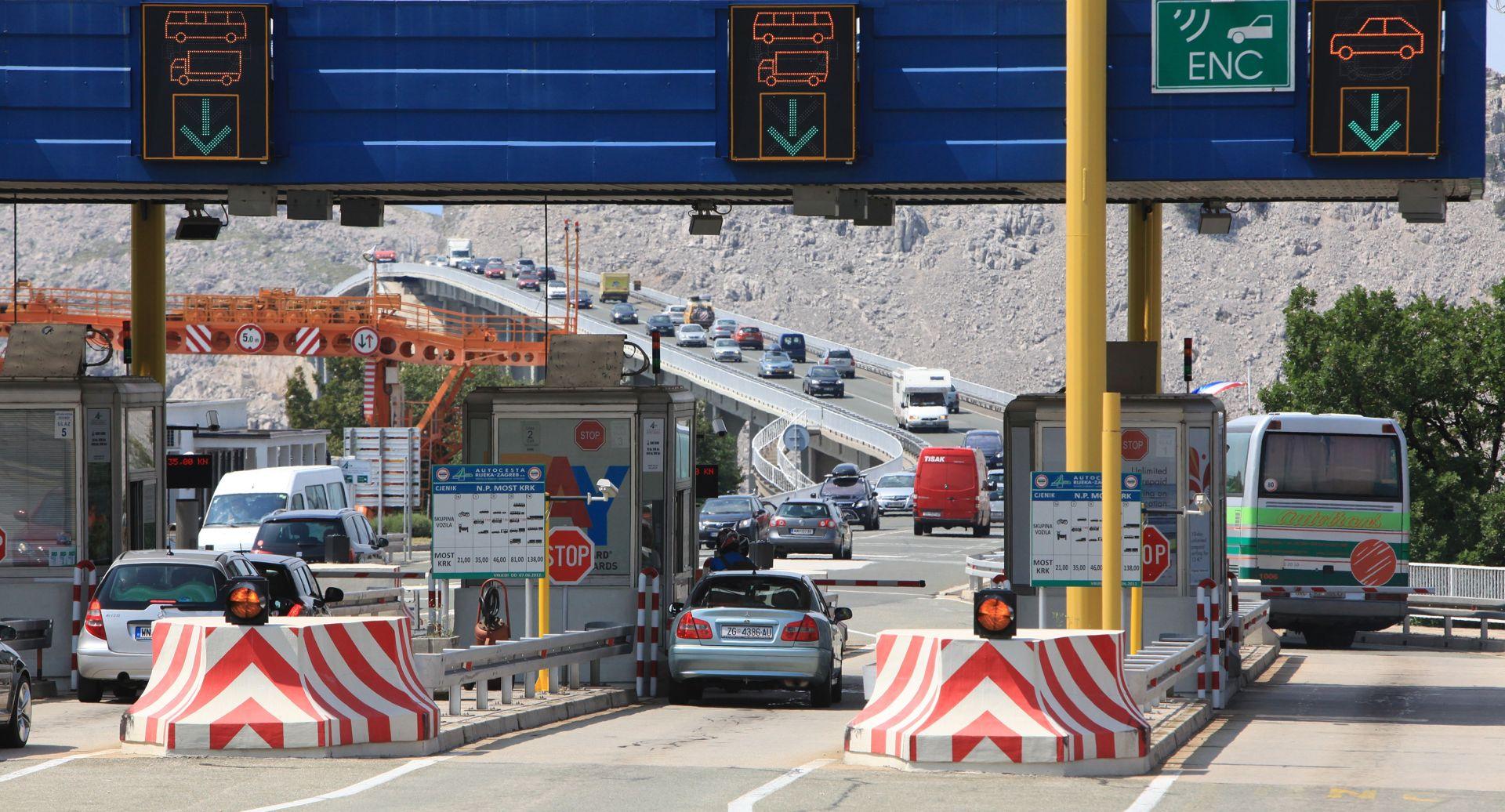 HNS za gradnju autoceste na Krku i novoga krčkog mosta