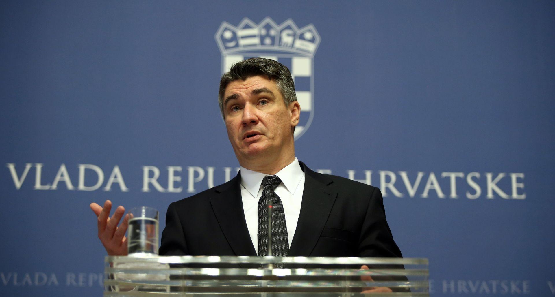 Milanović odbio Vučićev prijedlog o zajedničkom danu sjećanja na sve žrtve