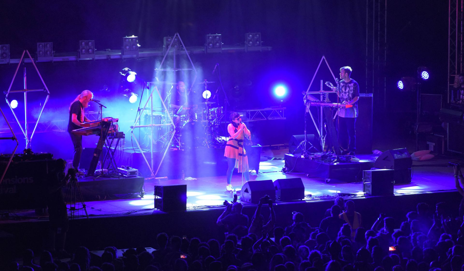 "Pula: započeo ""Dimensions"" – festival elektronske glazbe"