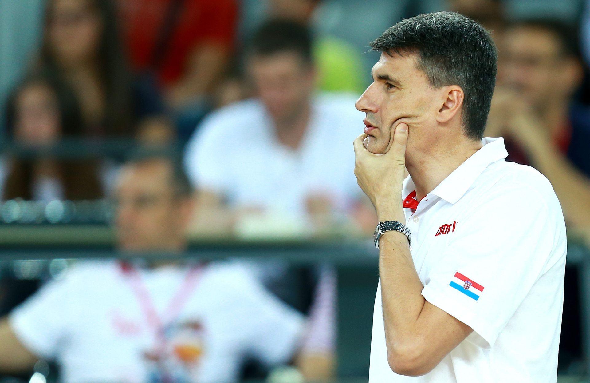 Perasović: Turnir je pokazao da smo daleko od idealnog