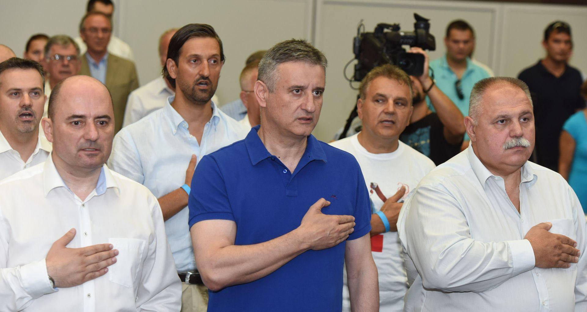 HDZ: SDP izmišlja unutarnje neprijatelje umjesto da štiti hrvatske nacionalne interese
