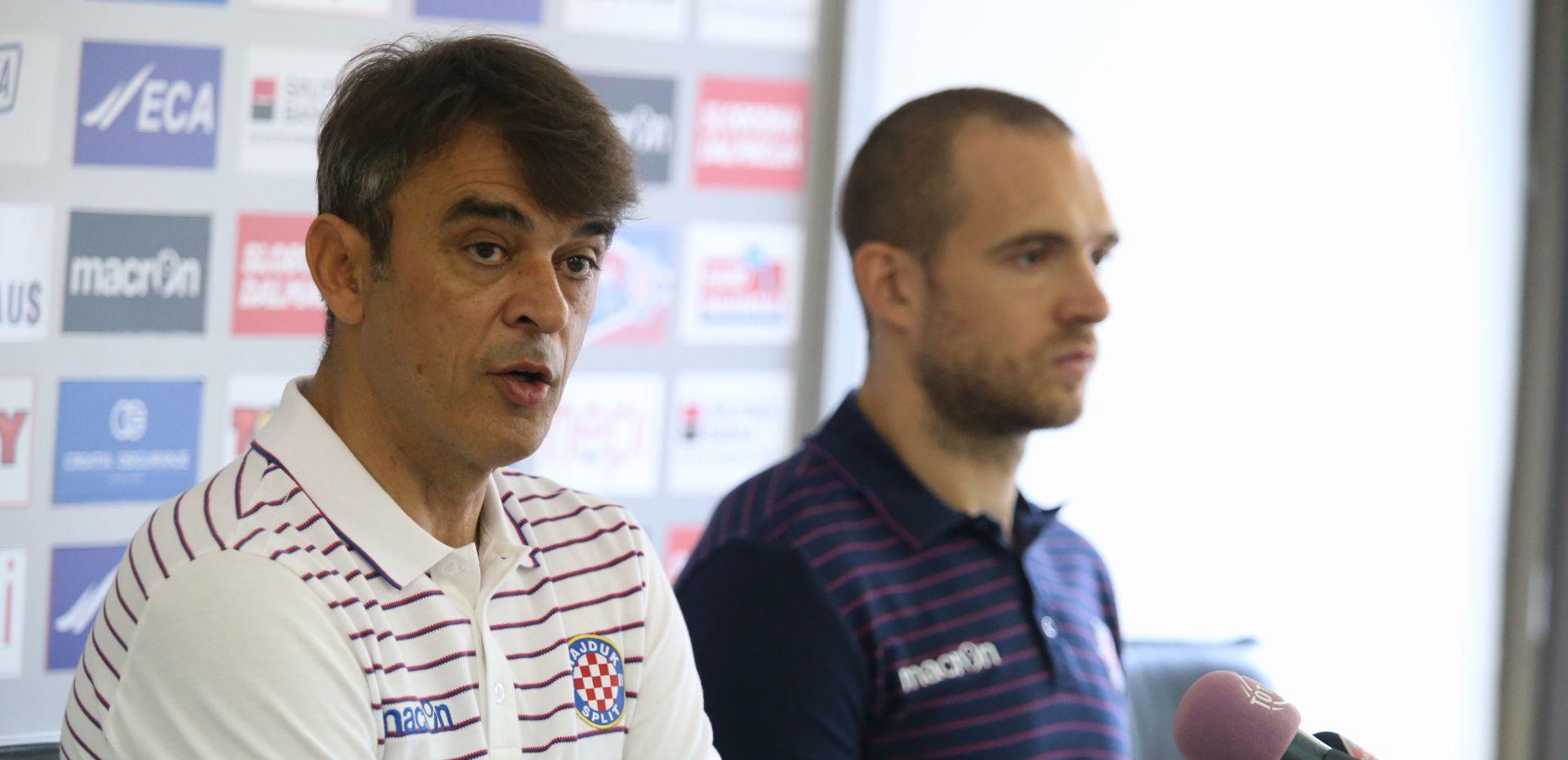 """BILI STIGLI U NORVEŠKU Burić: """"Svjesni smo važnosti utakmice, osjeća se napetost i pozitivni naboj"""""""