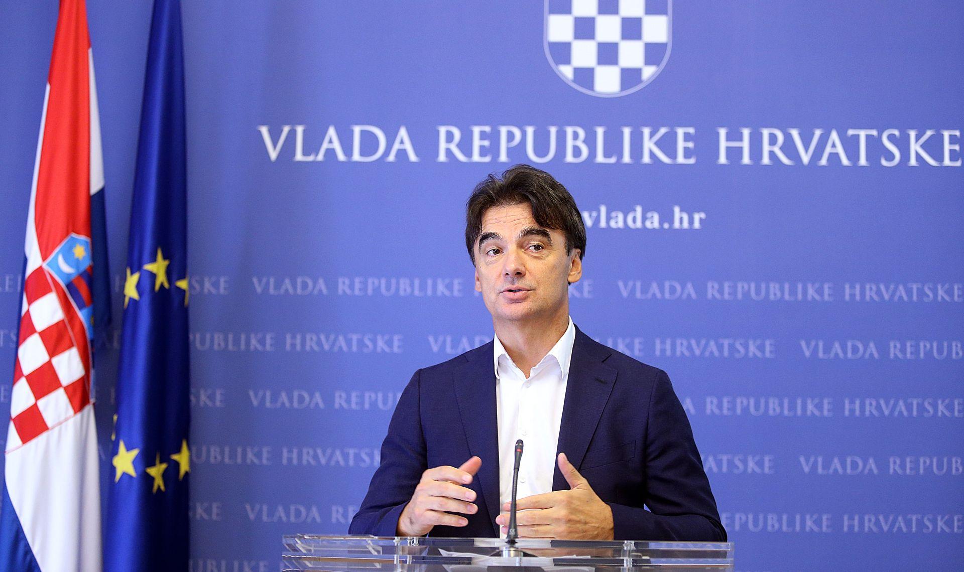Ministarstvo: Grčić nije pozvao građane na trošenje; Vlada se bori za one bez posla i plaće